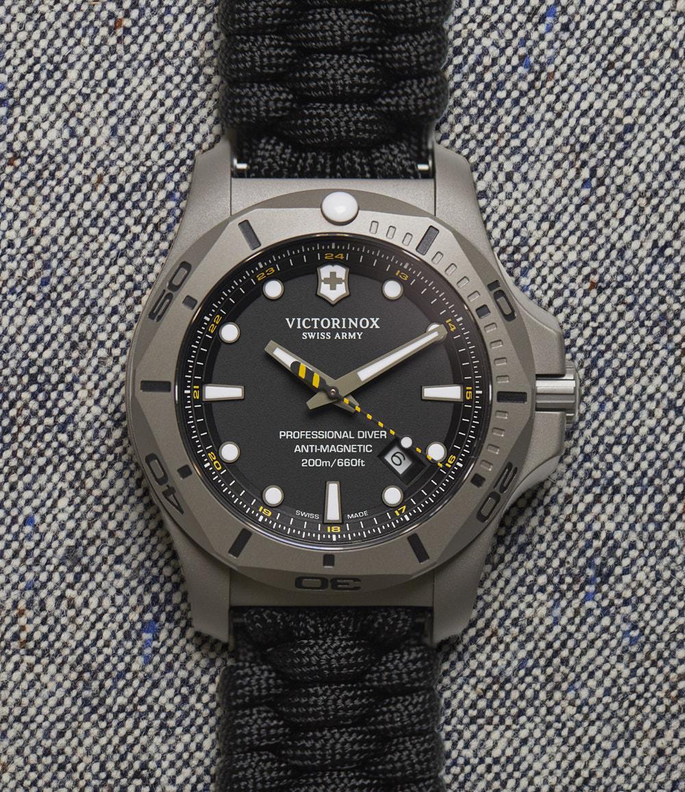 INOX Professional Diver Titanium