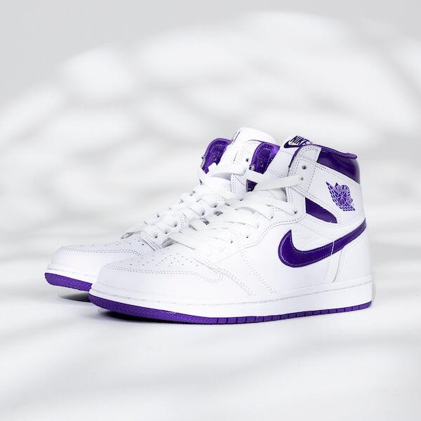 Air Jordan 1 Retro High Court Purple (2021) - CD0461-151