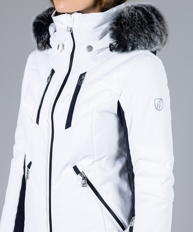 Women's Henni Fur Ski Jacket