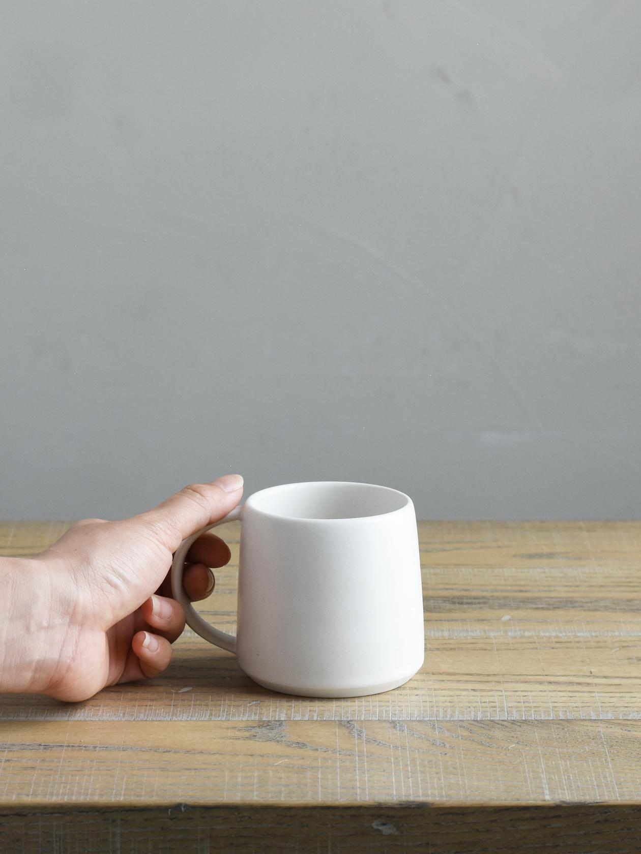 Ripple Mug, Gray