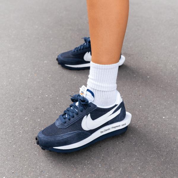 Nike LD Sacai Fragment Blue Void - DH2684-400