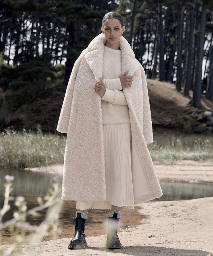 The Henrietta Coat