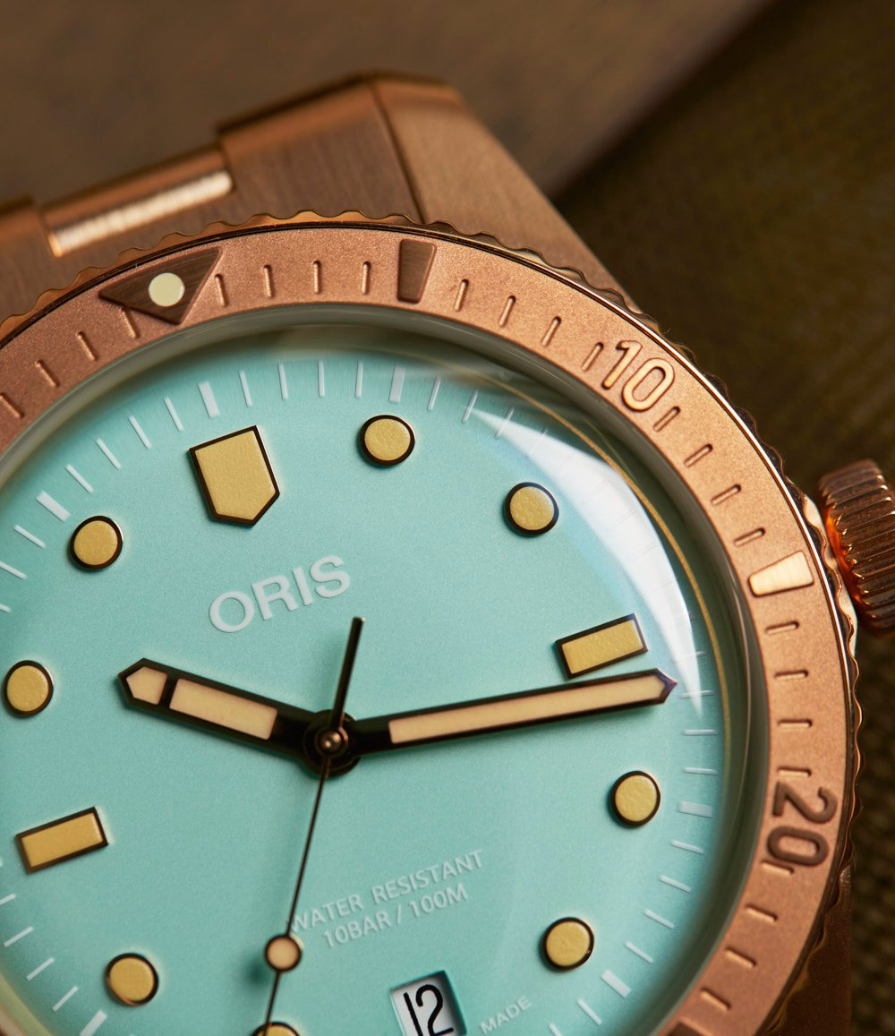 Divers Sixty-Five 'Cotton Candy'