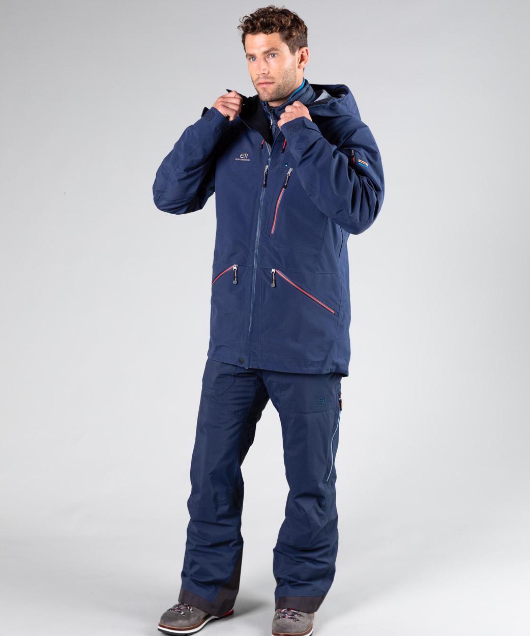 Men's Backside Ski Jacket