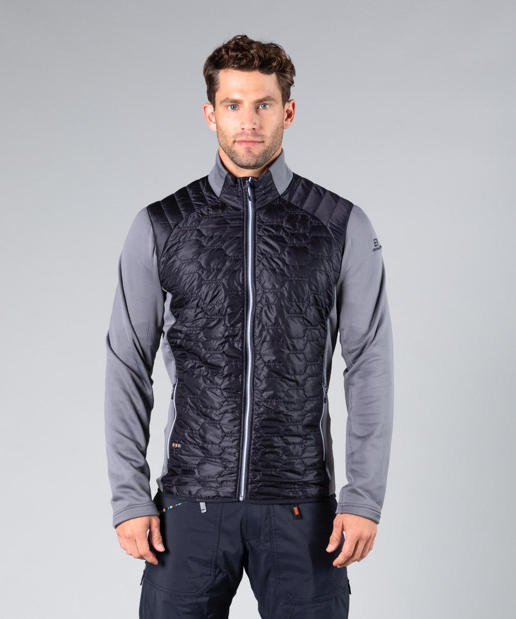 Men's Fusion Down Hybrid Jacket