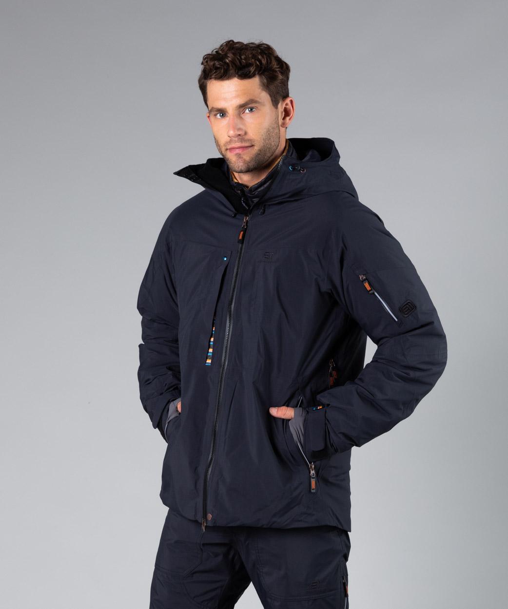 Men's Creblet Insulated Ski Jacket