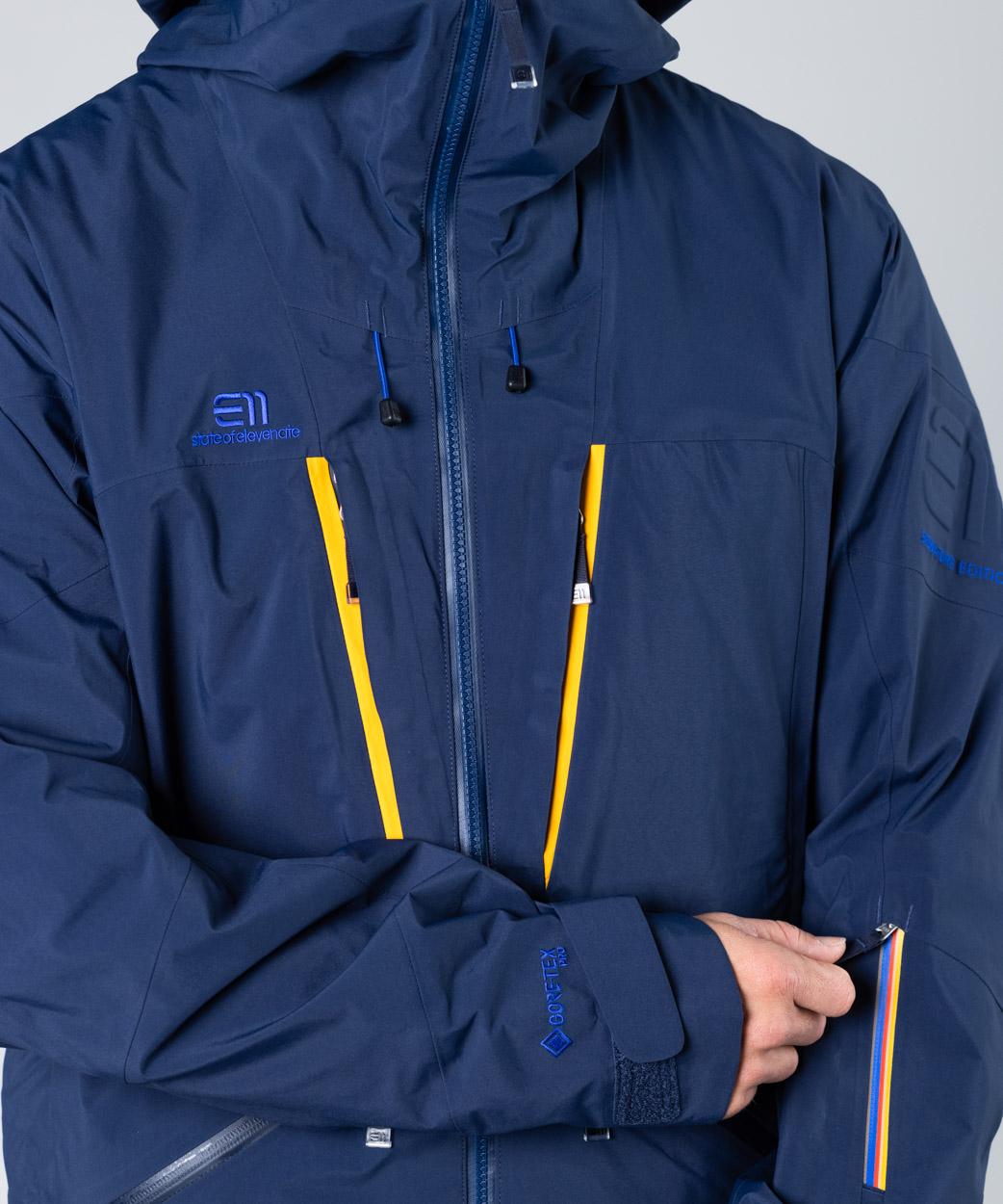 Mens Bec de Rosses Ski Jacket