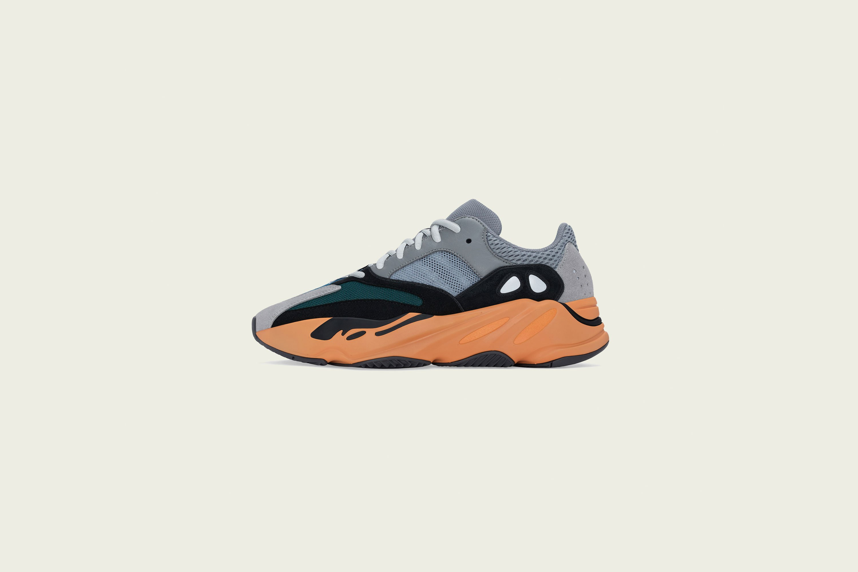 adidas - Yeezy Boost 700 - Wash Orange - Up There