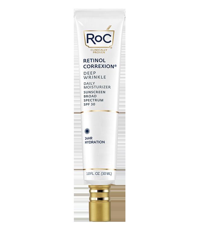 RETINOL CORREXION® Deep Wrinkle Daily Moisturizer with Sunscreen Broad Spectrum SPF 30