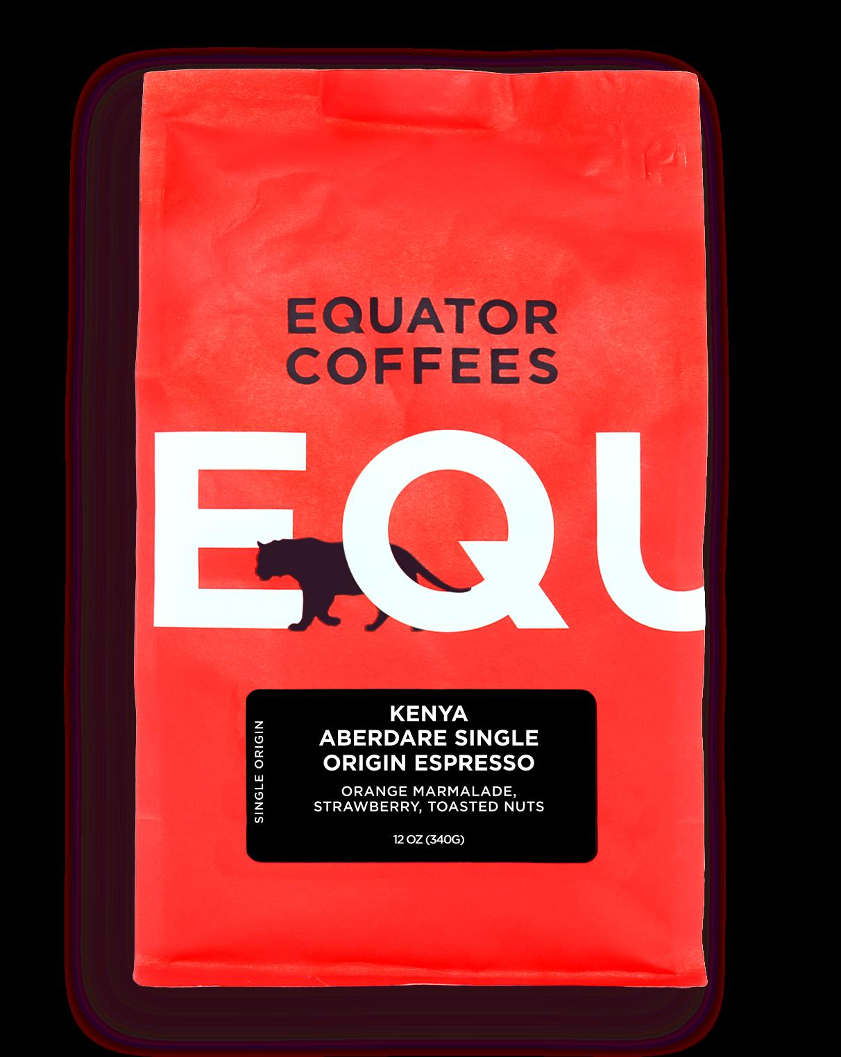 Kenya Aberdare Single Origin Espresso