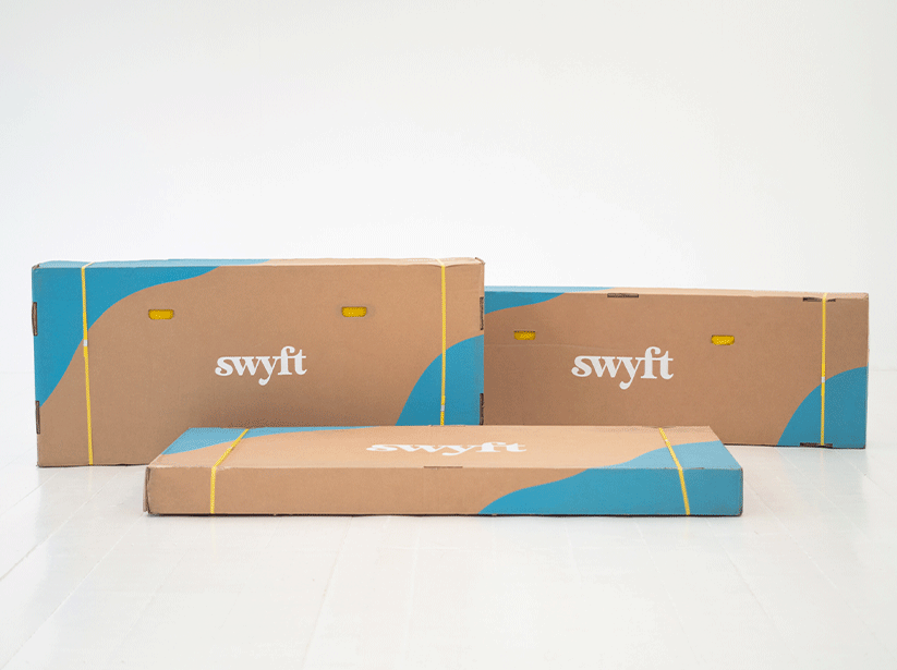 Image of Swyft Model 01 2 Seater boxes