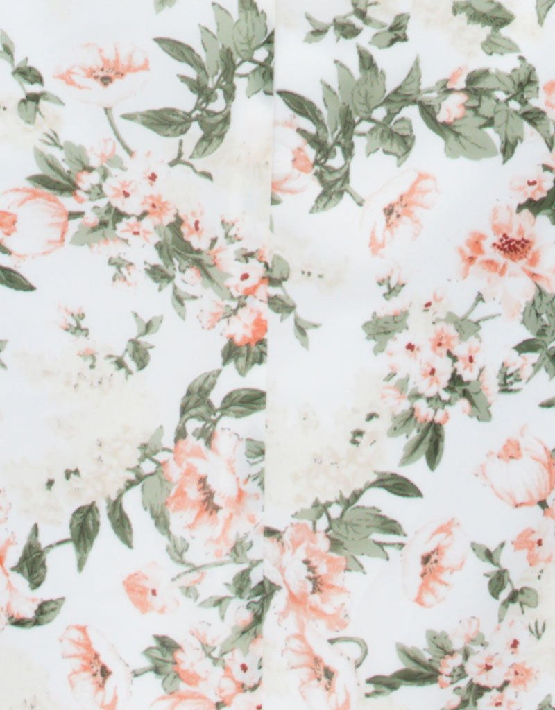 """=""""WHITE/FLORAL"""""""