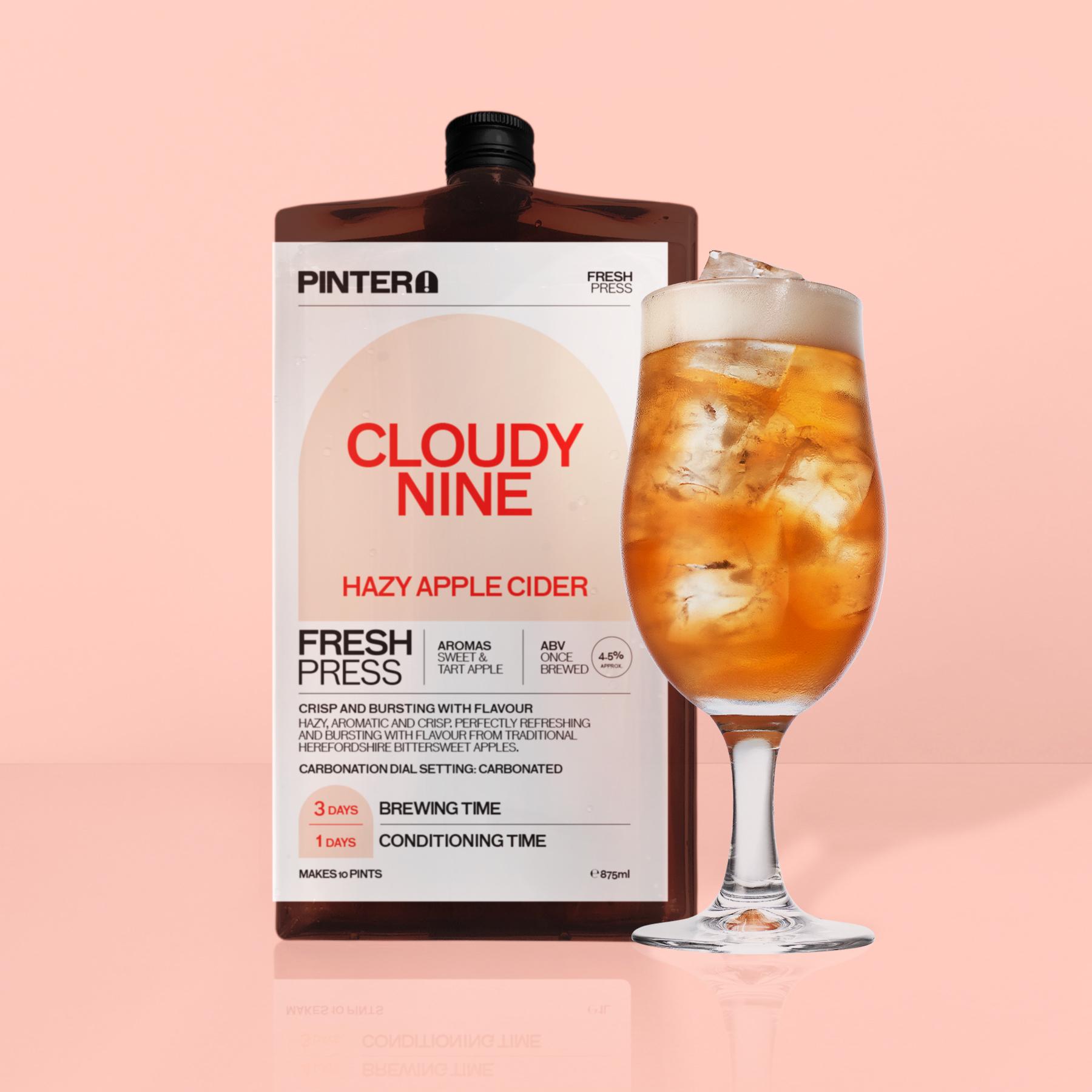 Cloudy Nine