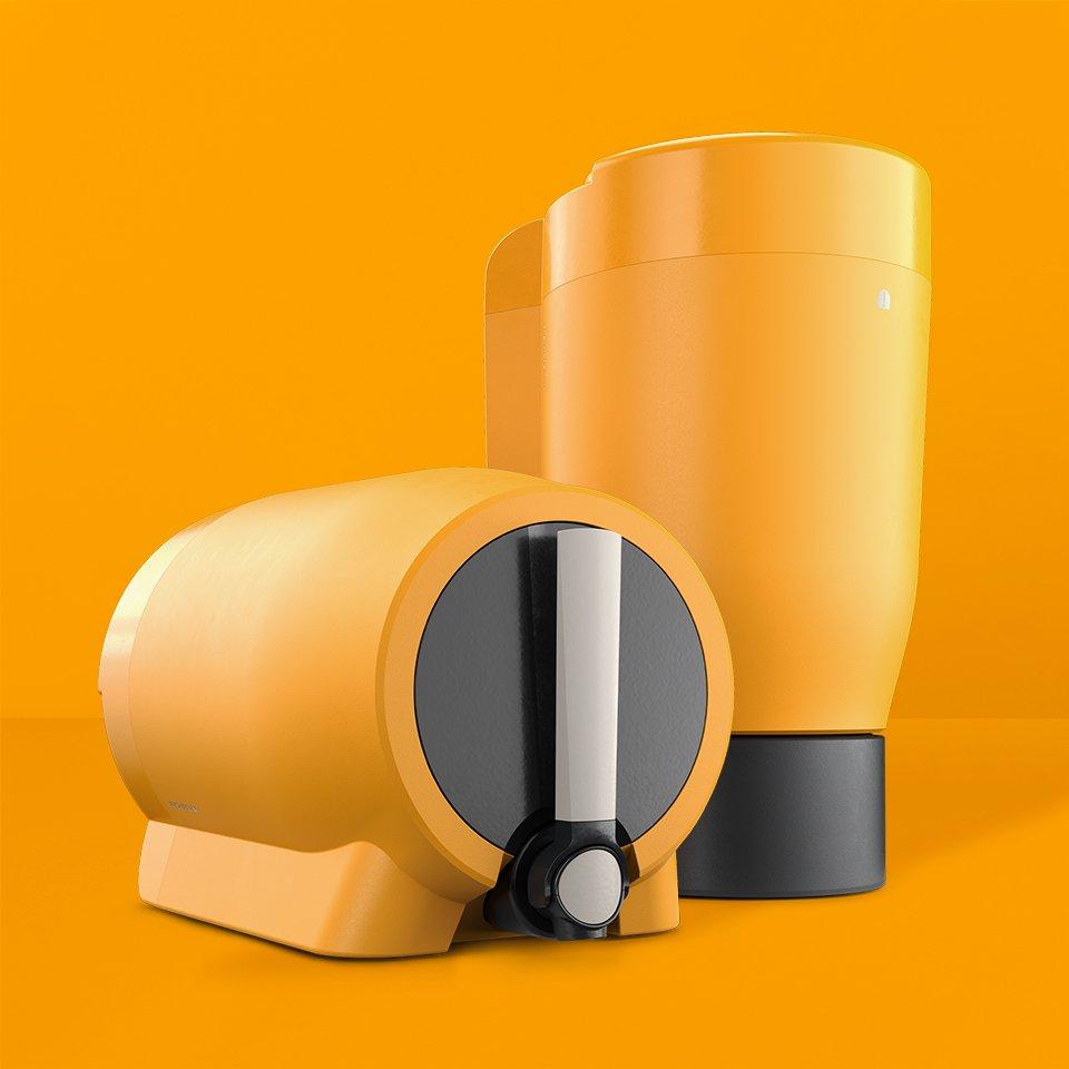 Submarine Yellow Co-Pinter