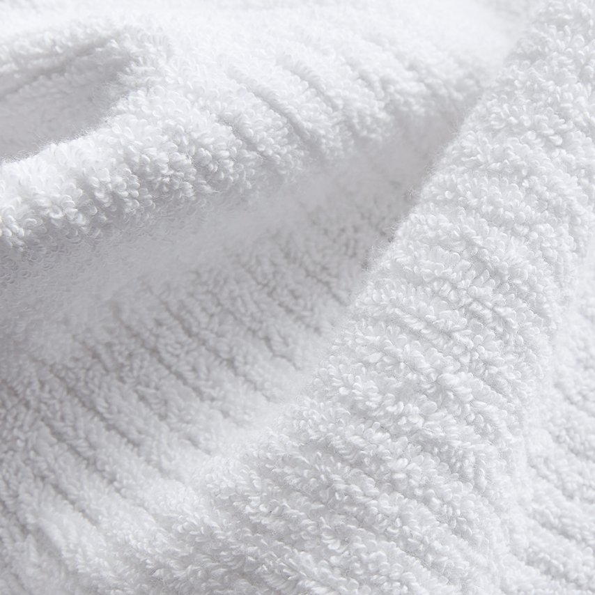 Natural Spa Hand Towels (Pair)