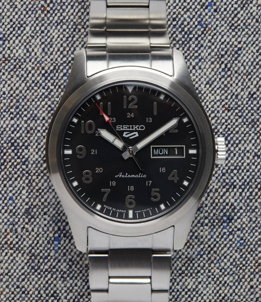 Seiko 5 Sports Field Collection