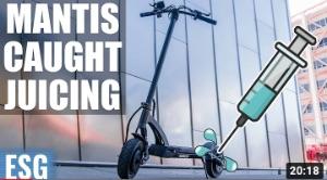 ESG review of the Mantis 10