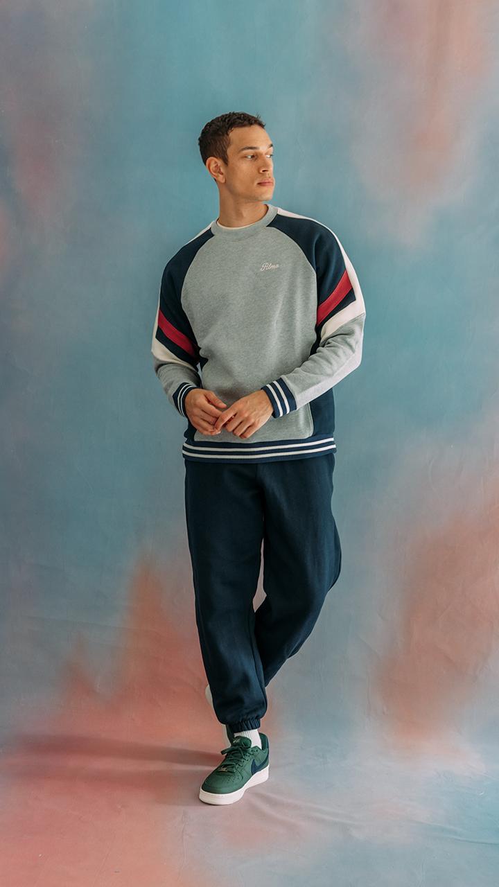 Grey Peli Sweatshirt