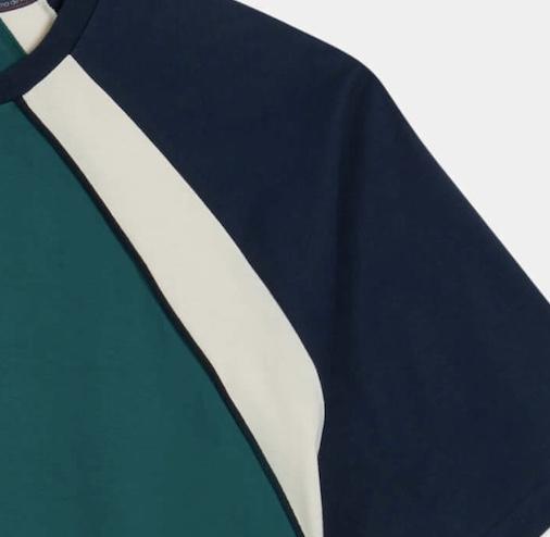 Lotus Blue Kade T-Shirt