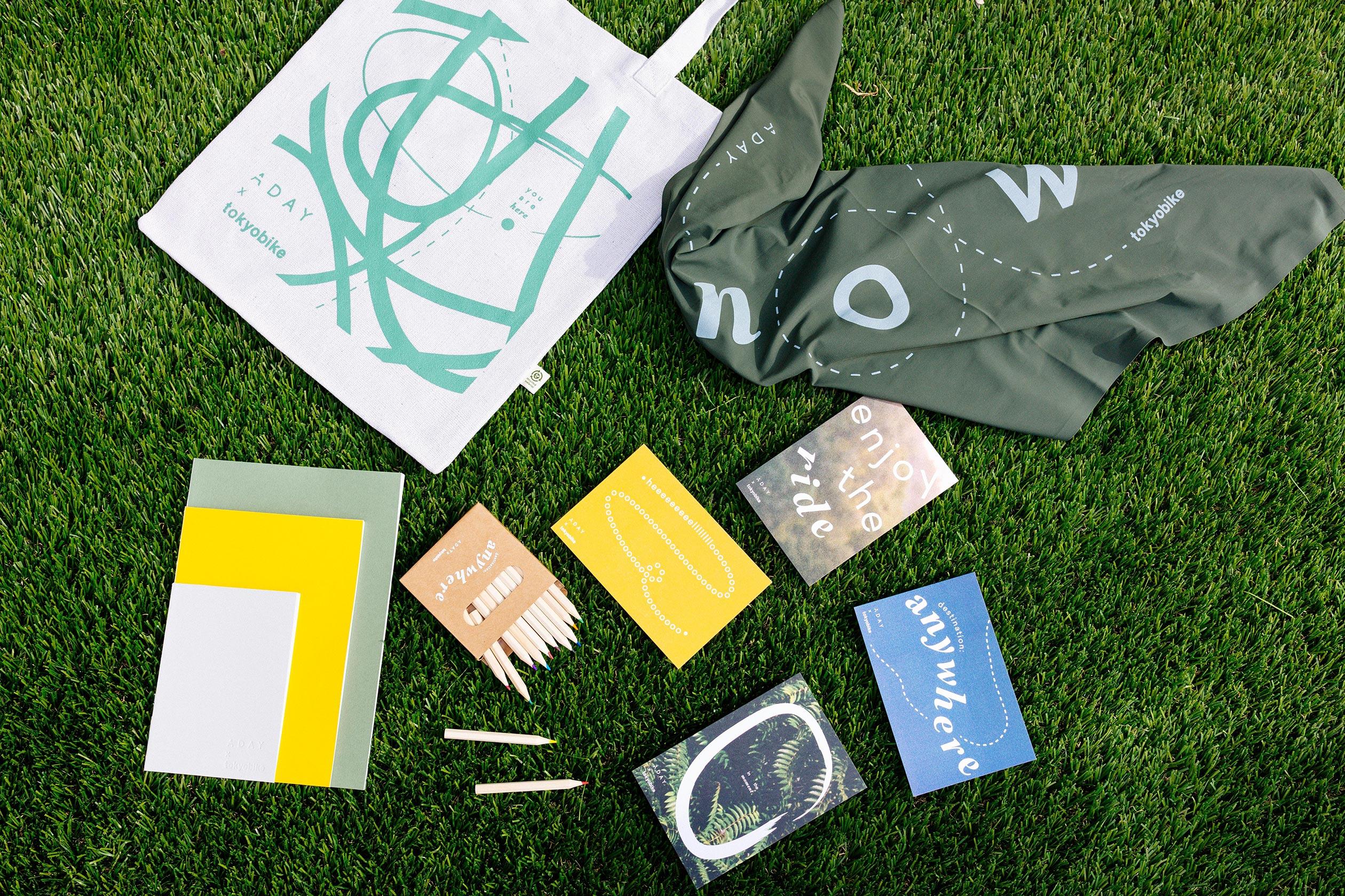 Field Kit, Moss Green