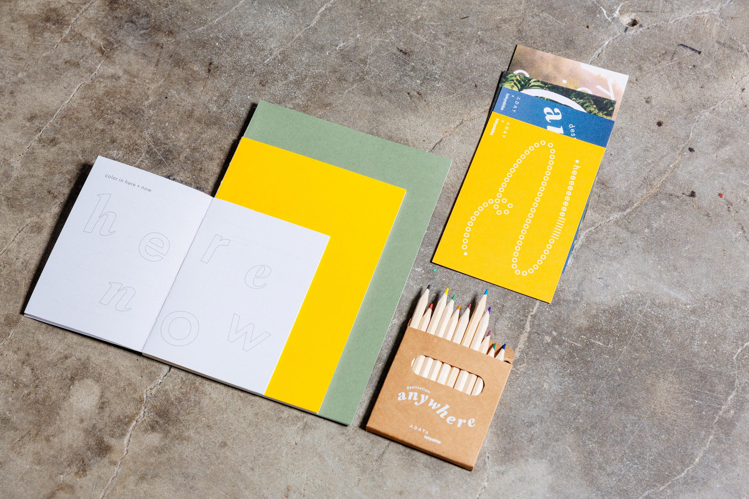 Anywhere Notebook