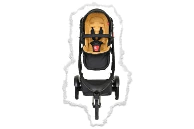 ride like a boss in one of the roomiest&taller seats in the market!