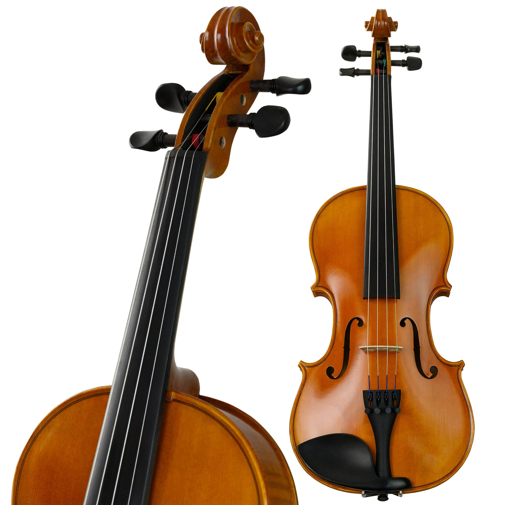 4/4 Louis Carpini G2 Violin Outfit Plus Trala in action