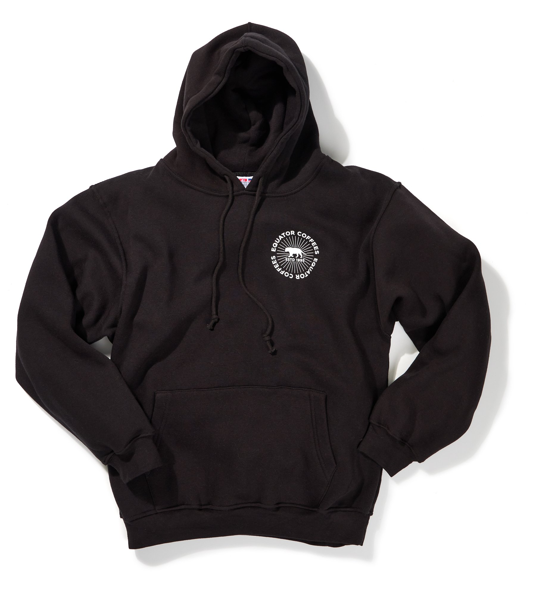 Starburst Hooded Sweatshirt