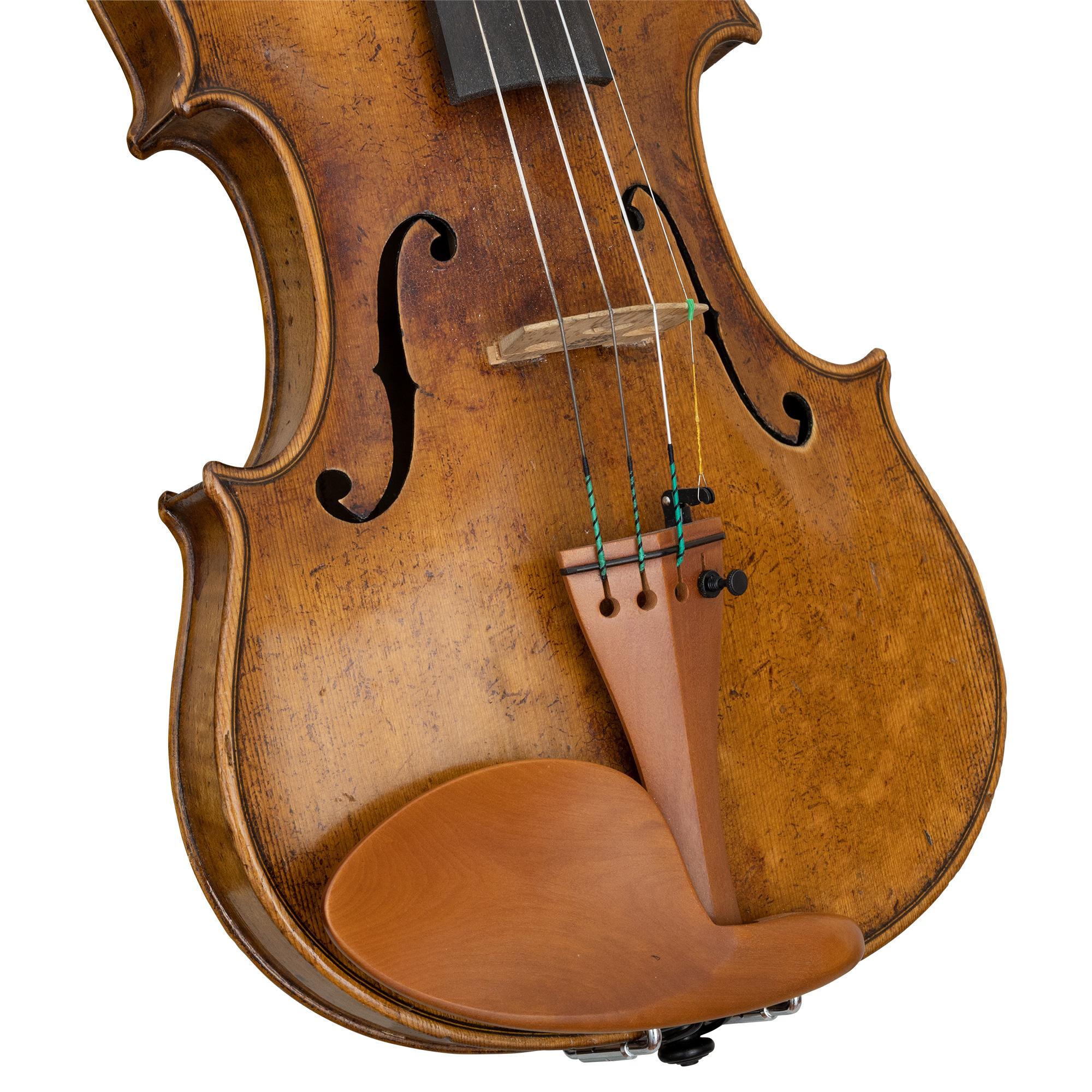 Carlo Bergonzi Copy 1757 Violin in action
