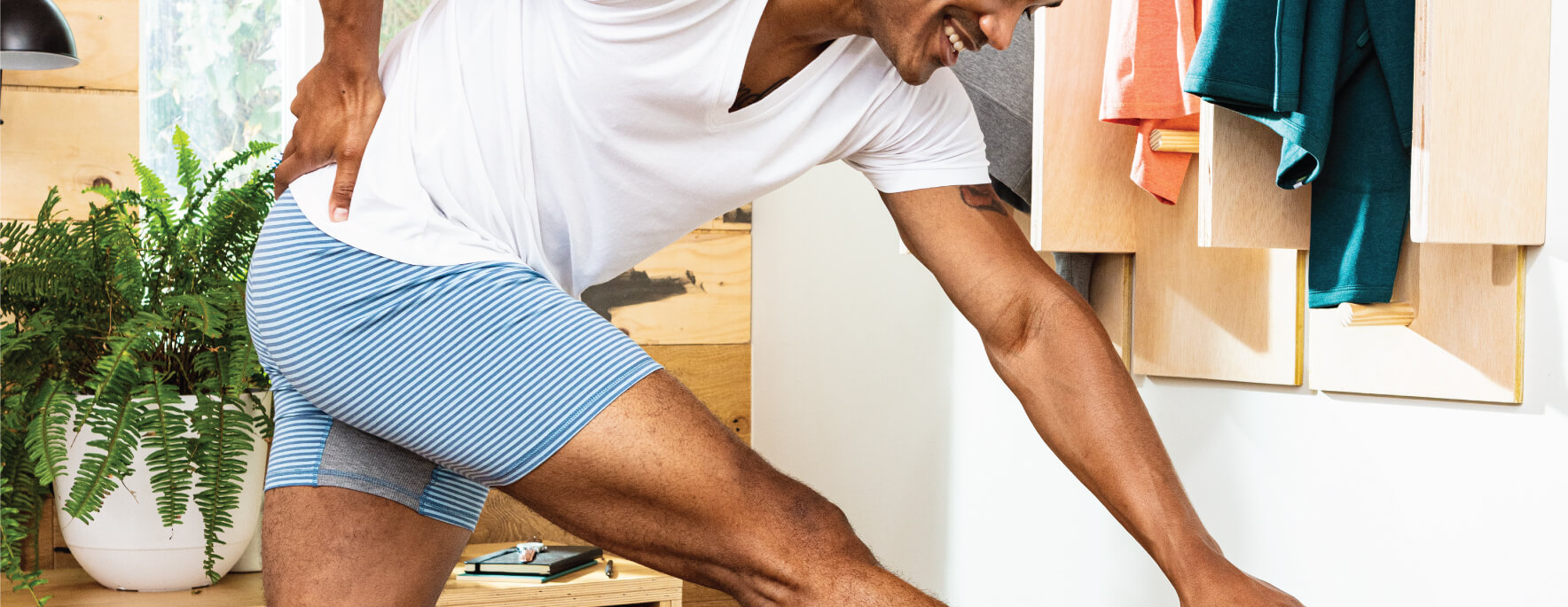 Men's bamboo Underwear and Socks - tasc Performance