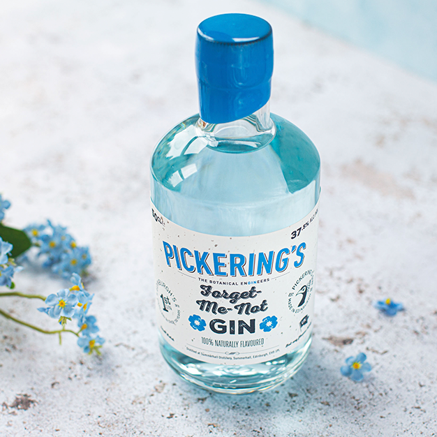 Forget-Me-Not Flavoured Gin
