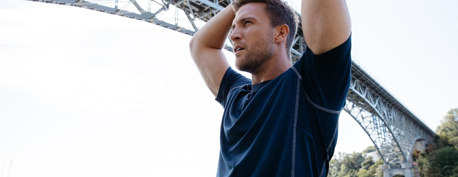 men's active tops by tasc performance