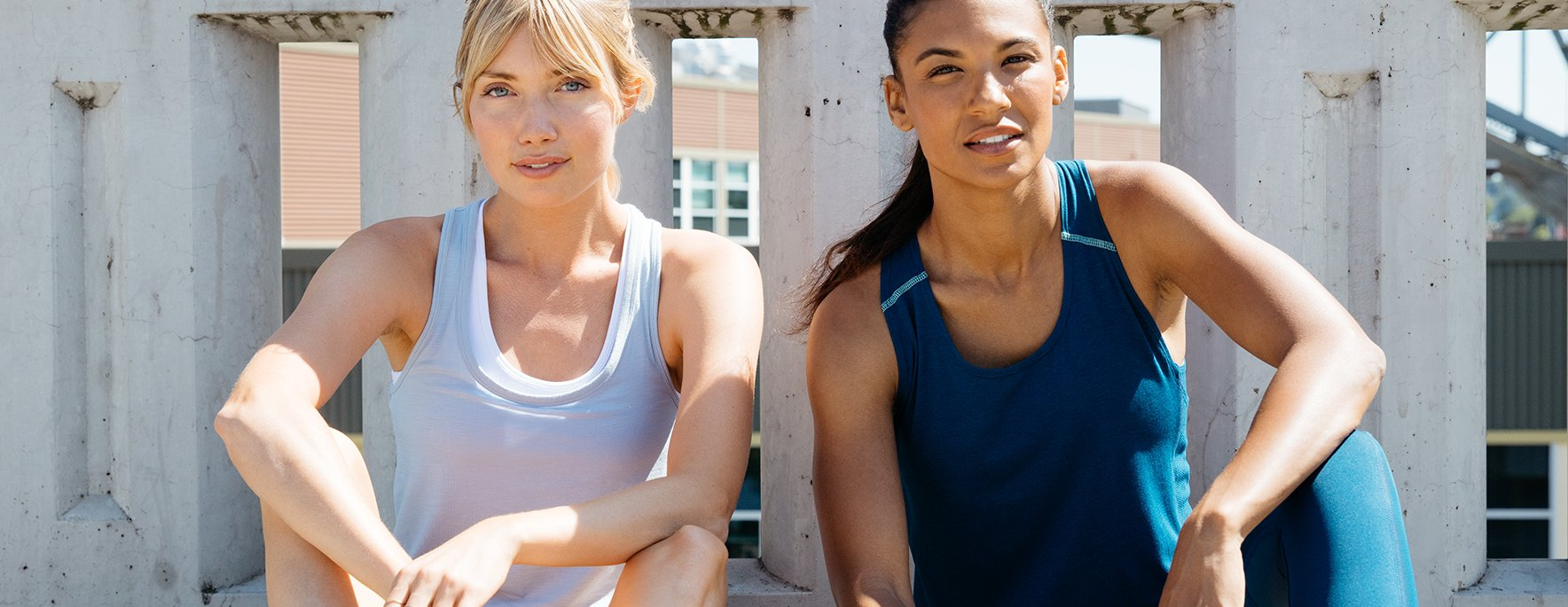 Women's active tops - bamboo performance tops - tasc Performance