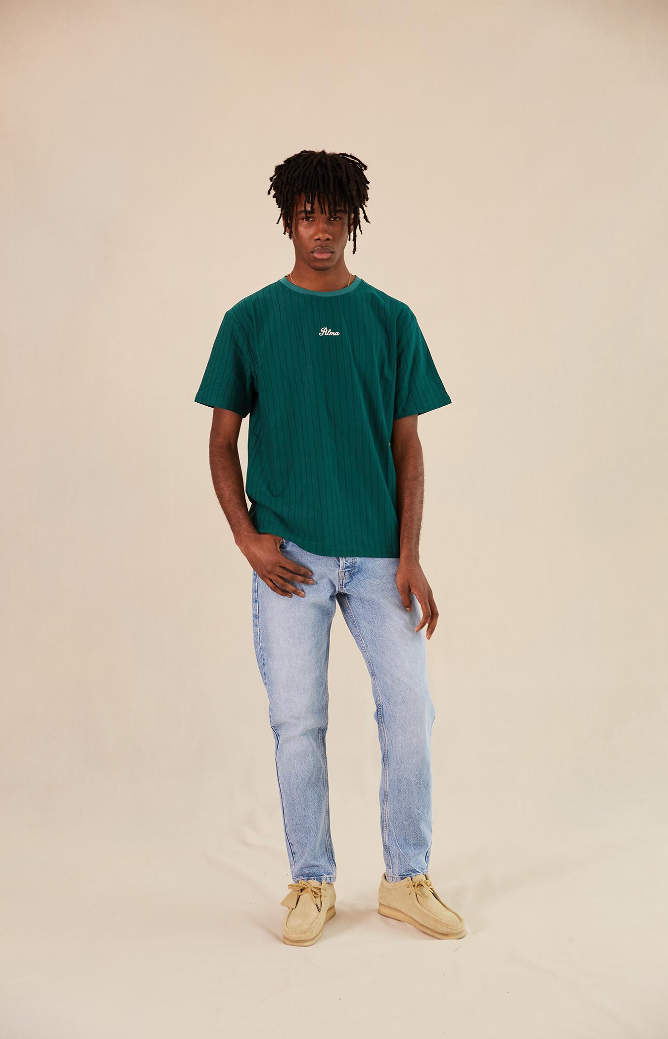 Green Stripe Hadley T-shirt
