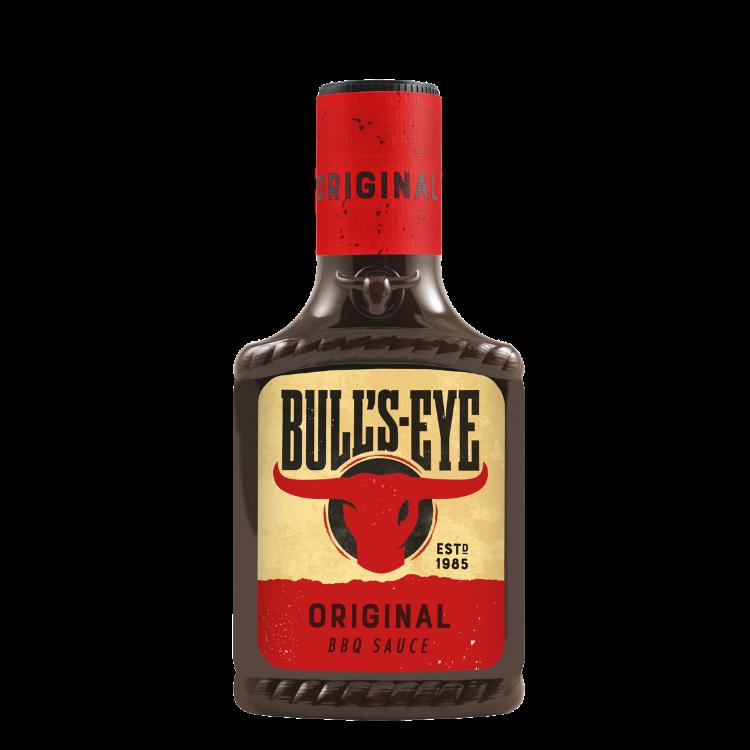 Photograph of 2 x Bull's-Eye BBQ Sauce Original 300ml product