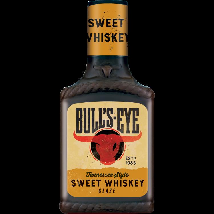 Photograph of 1 x Bull's-Eye BBQ Sweet Whiskey BBQ Sauce 300ml product