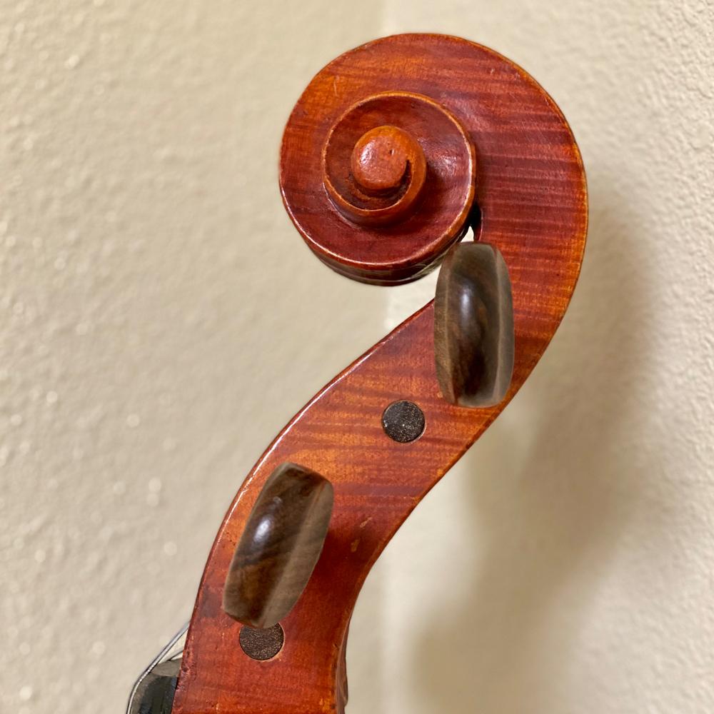 John Juzek Master Art 1926 Cello in action