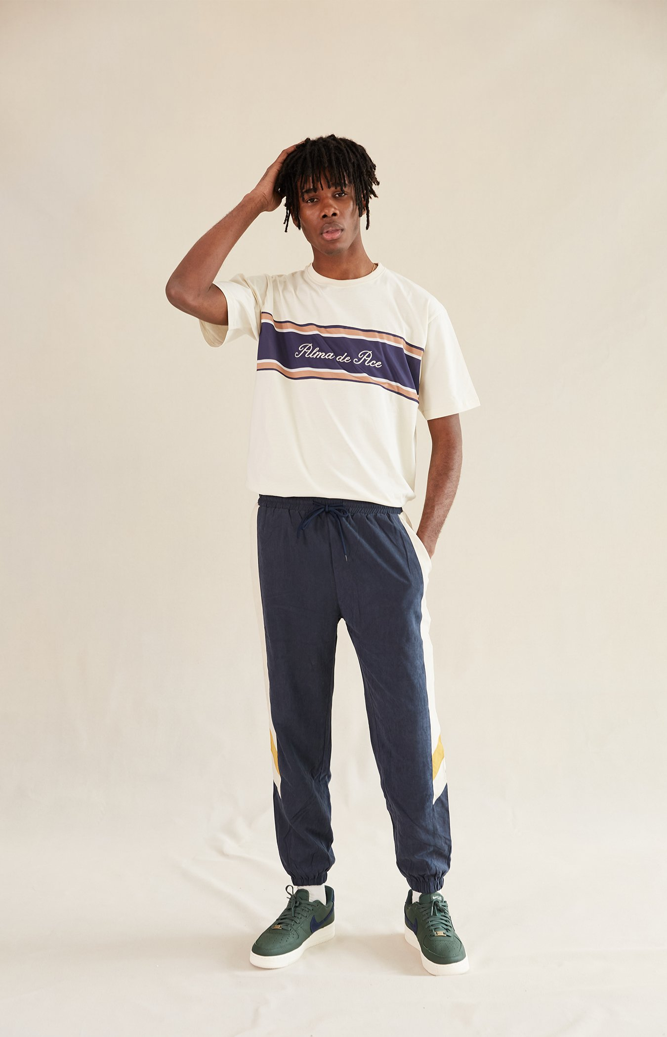 Cream Marino T-shirt