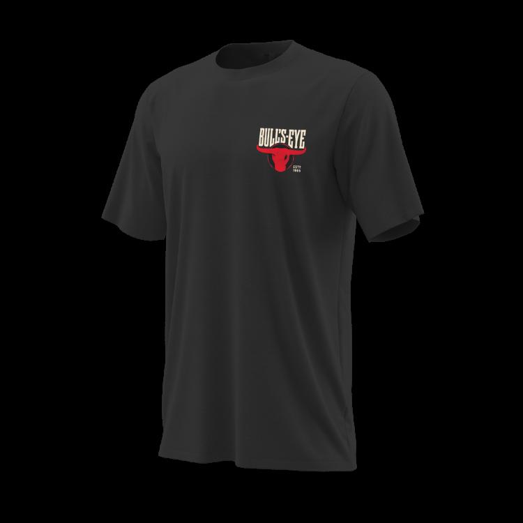 Photograph of 1 x Bull's-Eye BBQ T-Shirt product
