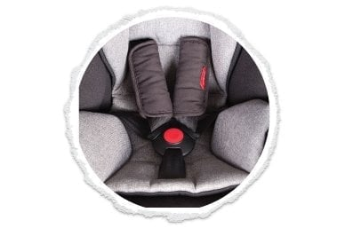 ticks all the boxes for safety and comfort!