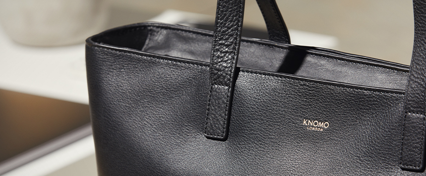 KNOMO Leather Bags for Women Category Image | knomo.com
