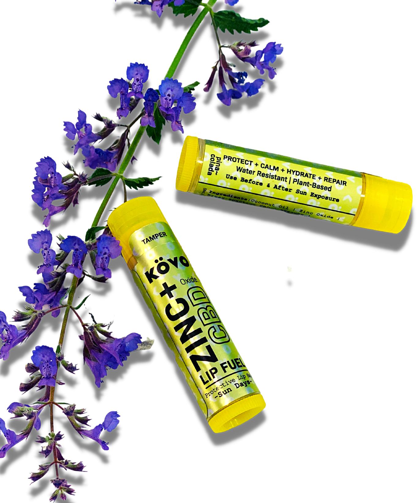 Lip Shield  Zinc Oxide SPF