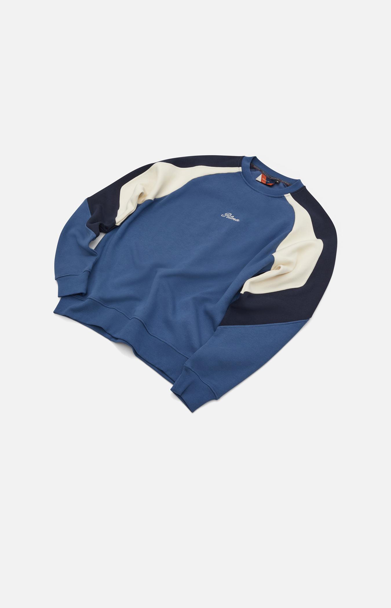 Blue Parvis Sweatshirt