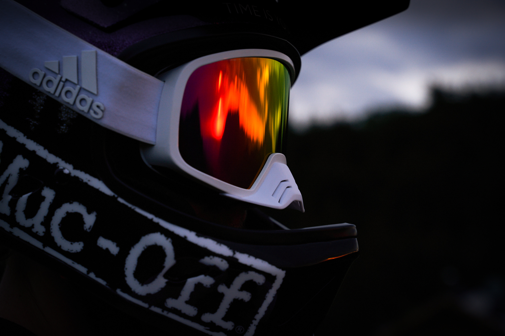 Hannes Klausner - Custom Helmet Image 2