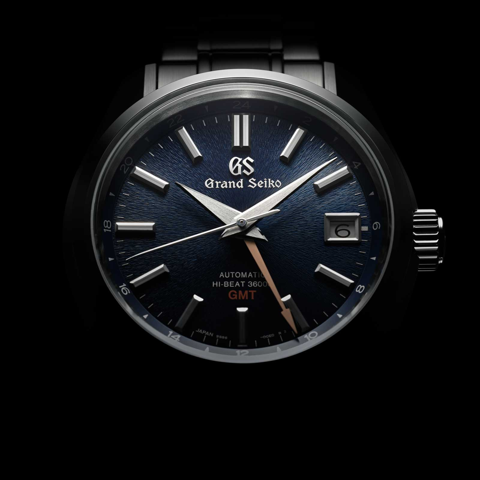 Grand Seiko Boutique Limited Edition Blue Mt. Iwate Dial SBGJ235