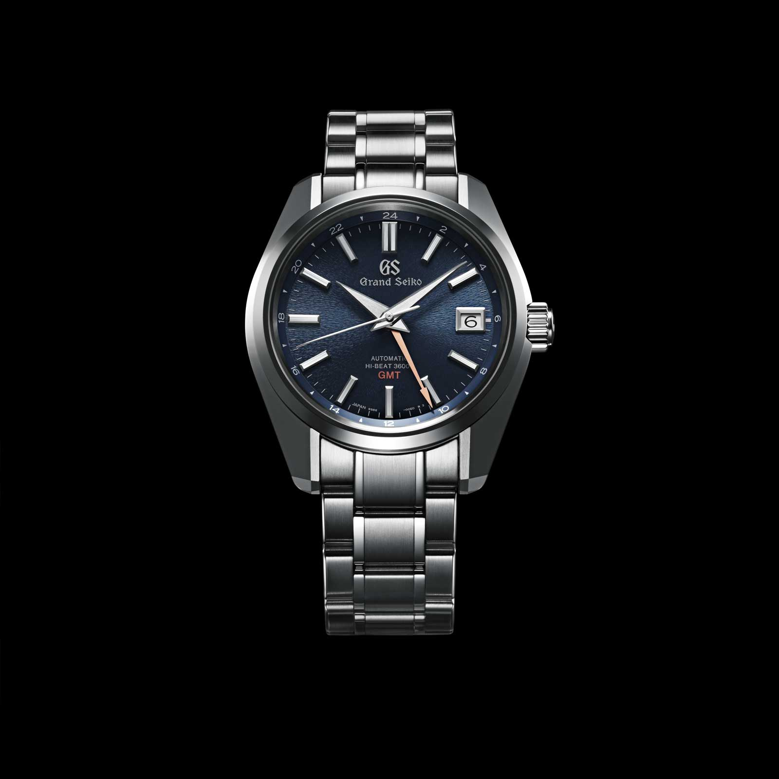 Grand Seiko Boutique Limited 44GS GMT Blue Mt. Iwate Dial SBGJ235