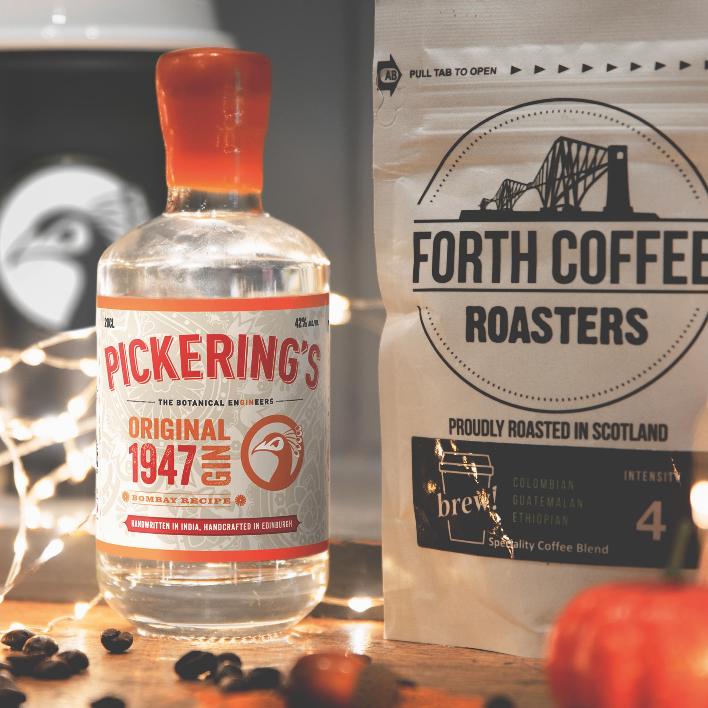Pickering's 1947 Gin