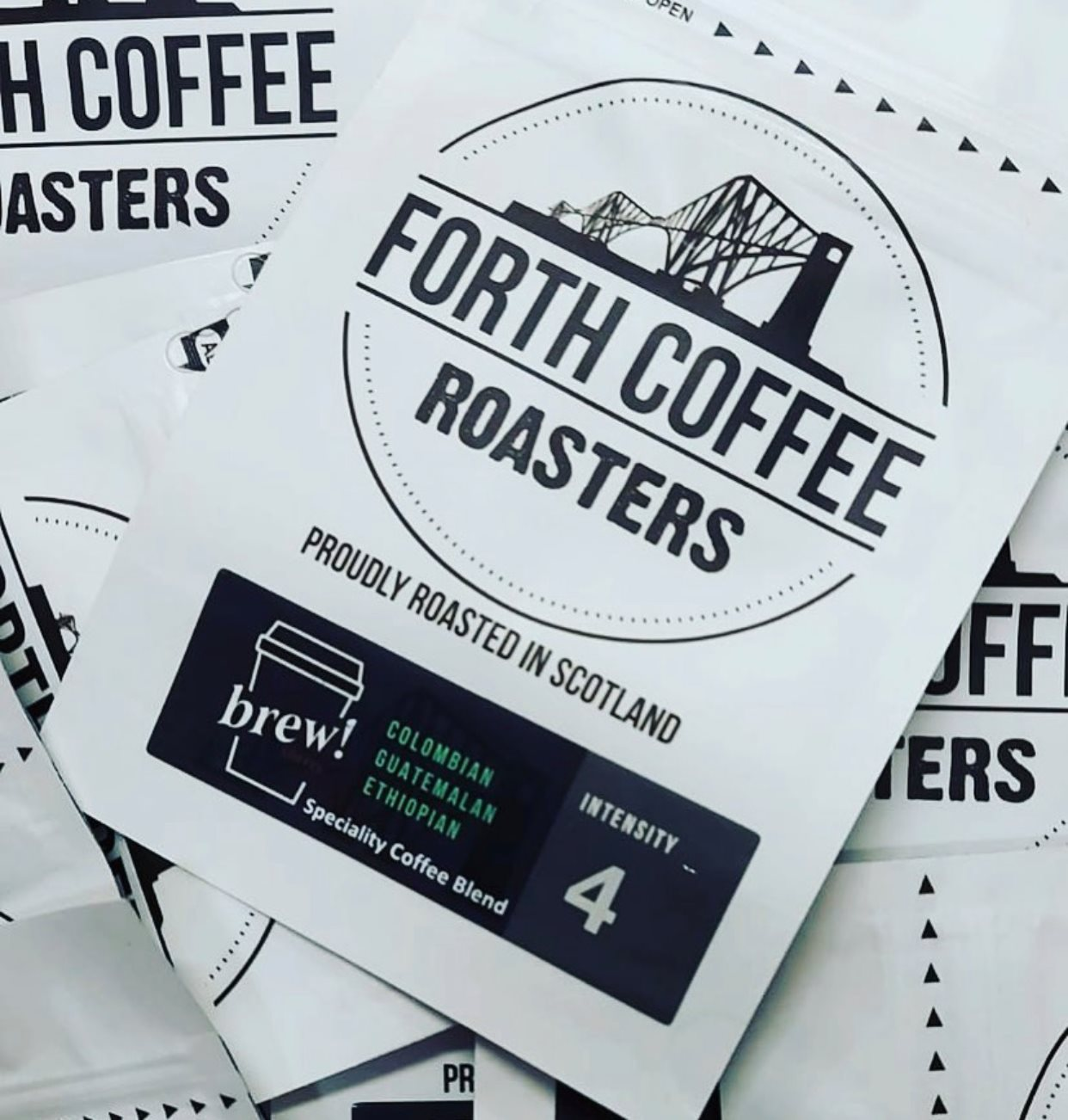 Brew! blend by Forth Coffee