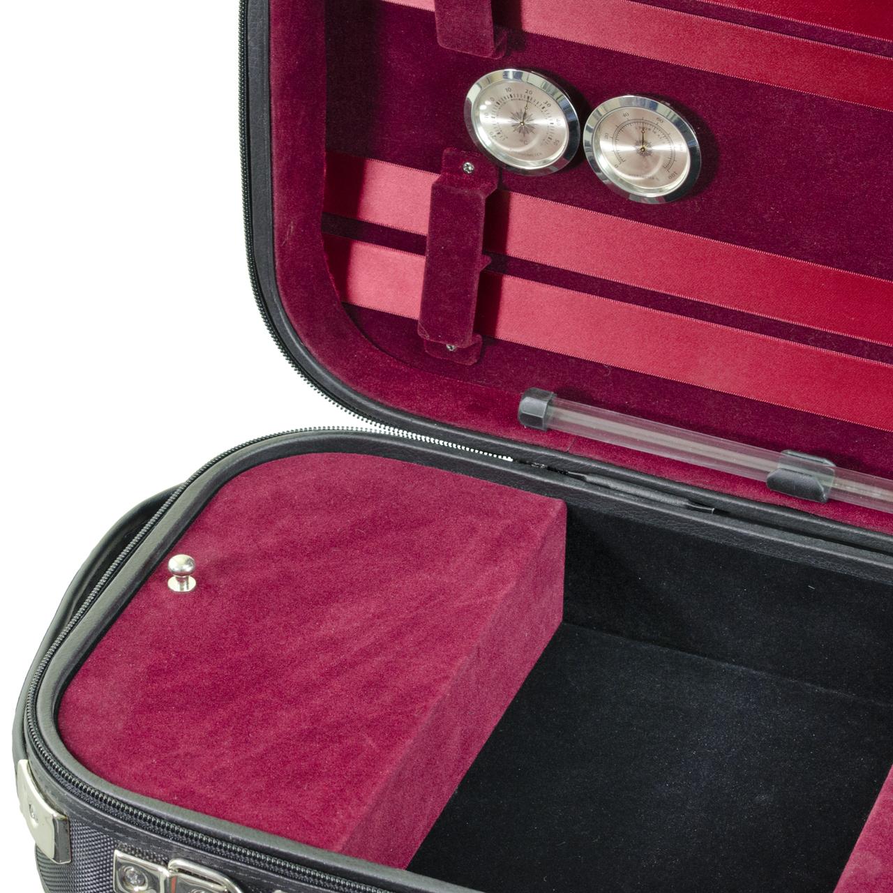 Portland Advanced Violin Case in action