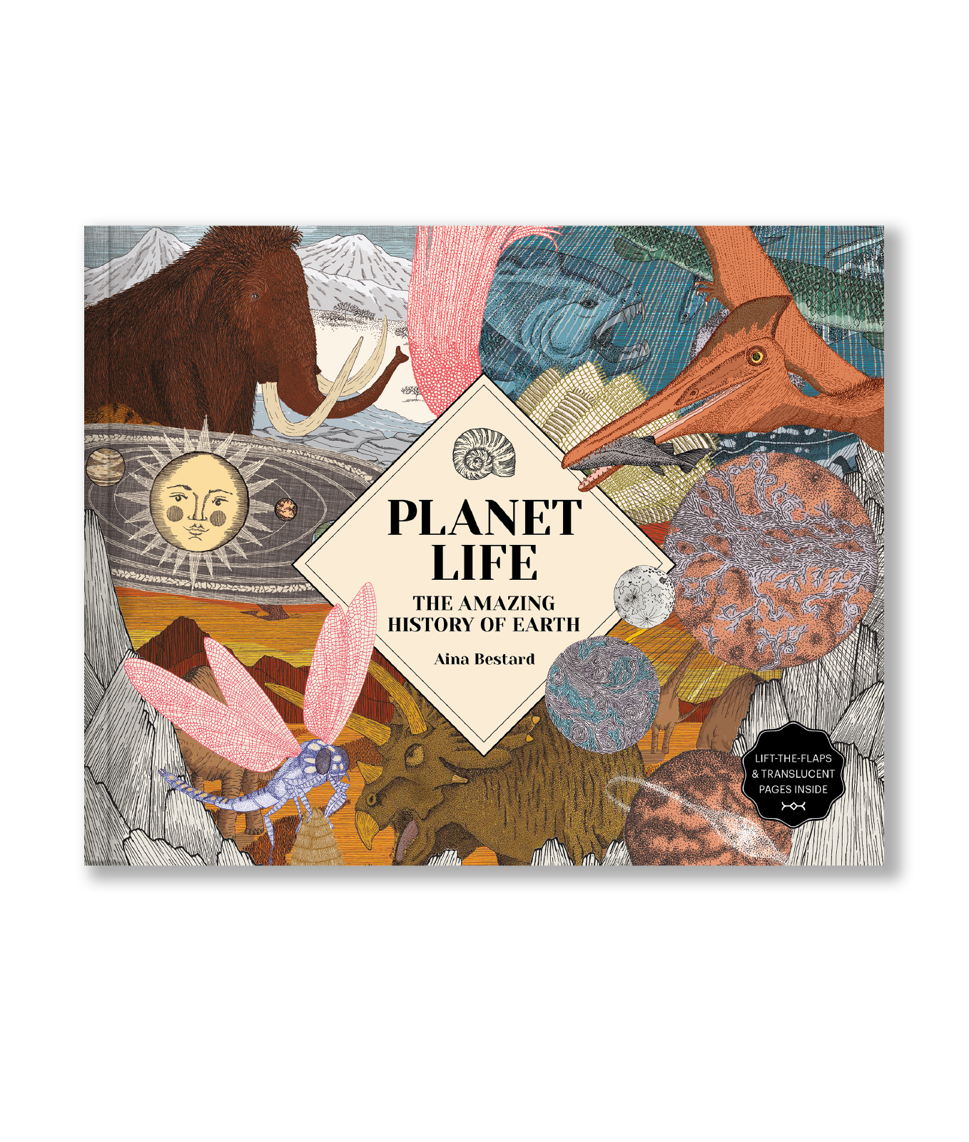 Planet Life: The Amazing History of Earth